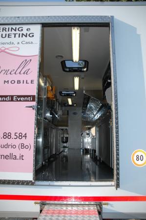 Da Ornella Cucina Mobile catering e banqueting Budrio Bologna